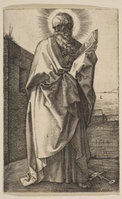 Альбрехт Дюрер. Апостол Павел