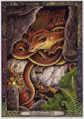 Билл Уортингтон. Земляной дракон