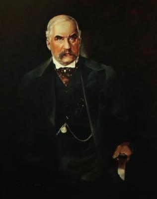 Valery Petrov. Morgan