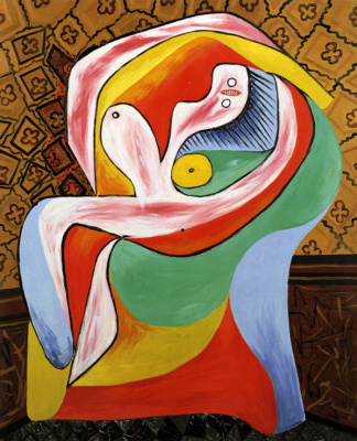 Пабло Пикассо. Отдых