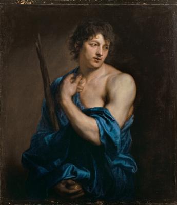 Anthony van Dyck. Paris