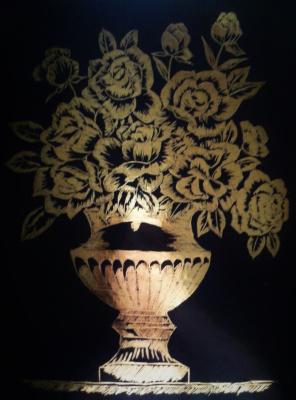 Zina Vladimirovna Parisva. Vase