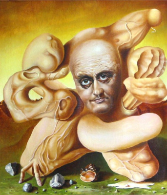 Vladimir Vasilyevich Abaimov. Fighting Passions
