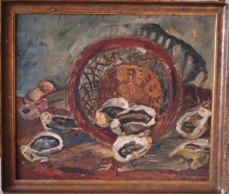 Alexey Vasilyevich Grishchenko. Oysters