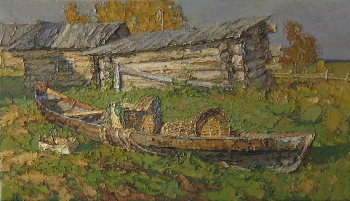 Владимир Пентюх. Лодка