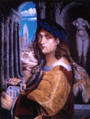 Франсиско де ла Помпа Рамос. Сюжет 1