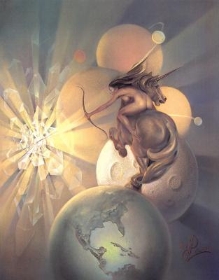 John Pitre. Emphasis on light
