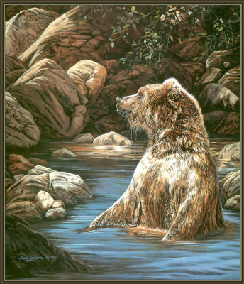 Джуди Ларсон. Медведь