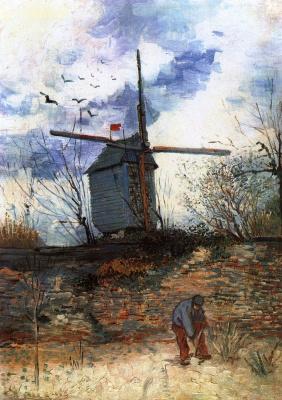 Vincent van Gogh. Mill