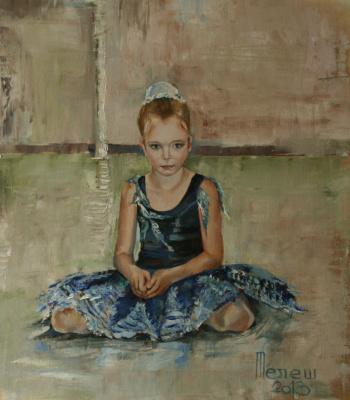 Nataliya Vladimirovna Telesh. Маленькая балерина