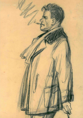 Mayakovsky.