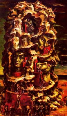 Ракель Форнер. Вавилонская башня