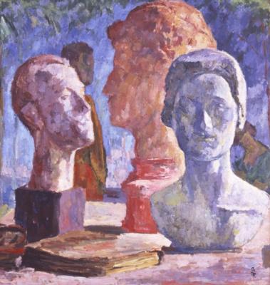 Giovanni Giacometti. Sculpture