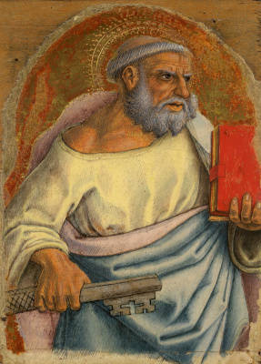 Carlo Crivelli. St. Peter