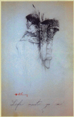 Андре Кон. Ноша
