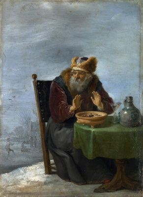 David Teniers the Younger. Winter