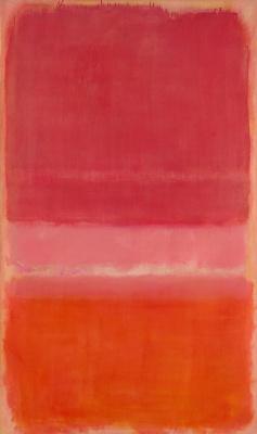 Rothko Mark.  No. 37 (Red)