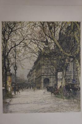 Luigi Casimir. Cityscape
