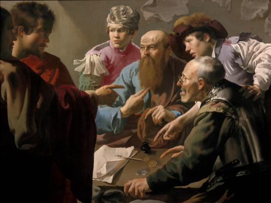 Matthew's vocation