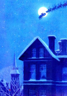 Климент Мур. Рождественская ночь
