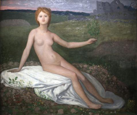 Pierre Cecil Puvi de Chavannes. Nadezhda