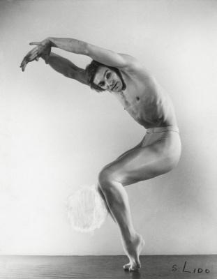 Serge Lido (Sergey Pavlovich Lidov). Vladimir Vasiliev, Narcissus