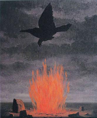 René Magritte. Fanatics