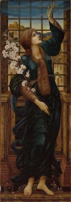 Edward Coley Burne-Jones. Nadezhda