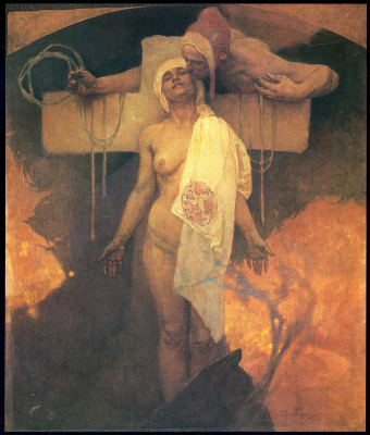 Alphonse Mucha. France embraces Bohemia