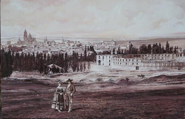 Roman Bondarenko. Segovia