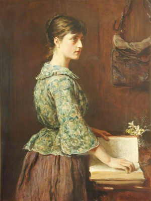 John Everett Millais. A good solution
