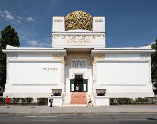 Joseph Maria Olbrich. Secession Building