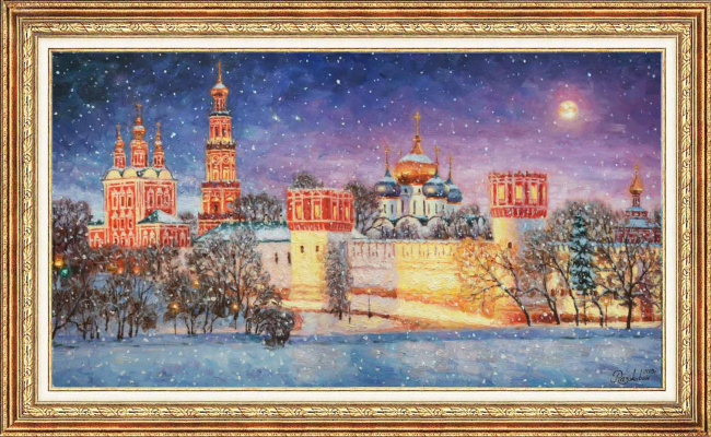 Igor Razzhivin. Winter Elegy
