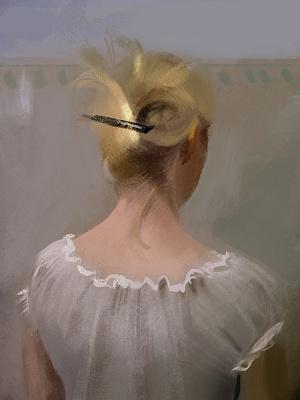 Крейг Маллинс. Блондинка