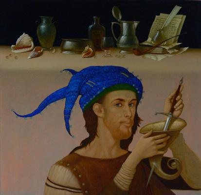 Alexander Melnikov. Mood