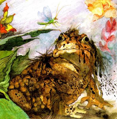 Рут Браун. Грязная жаба