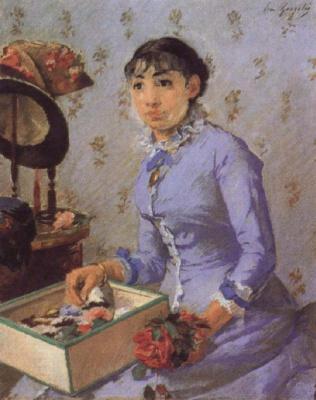 Ева Гонсалес. Модистка