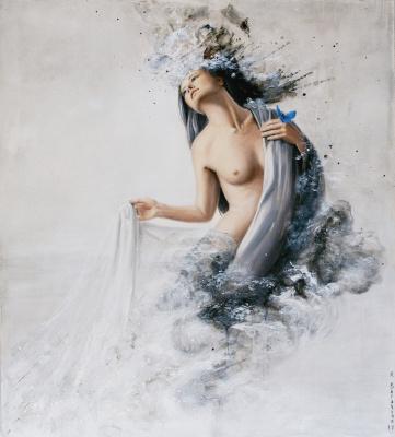 Natalia Bagatskaya. Aphrodite