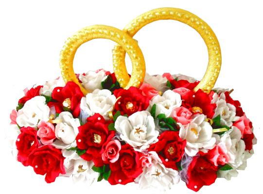 Алёна Голованова. Свадебные кольца