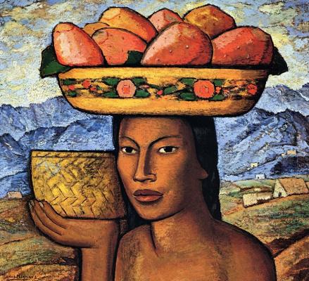 Альфредо Рамос Мартинес. Колючая груша