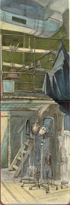 Нелли Владимировна Фоминых-Игошина. The bell tower of the Mariinsky Theater