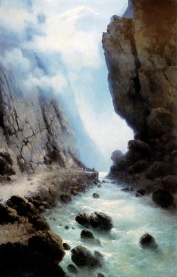 Dariali gorge