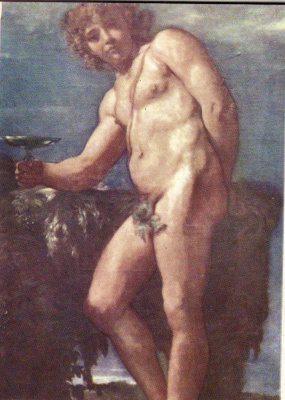 Annibale Carracci. Bacchus