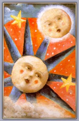 Стивен Макки. Звезды, солнце и луна
