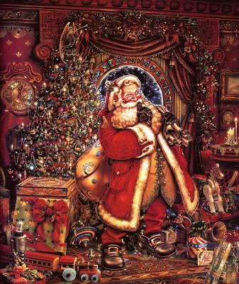 Майлз Пинкни. Рождественские подарки