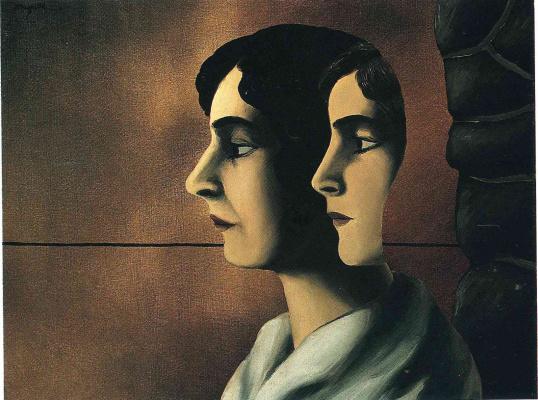 René Magritte. Distant views