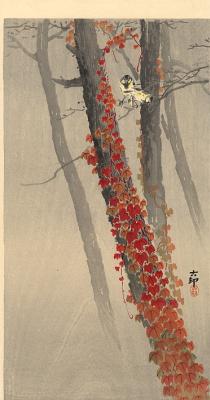 Ohara Koson. Birds 58