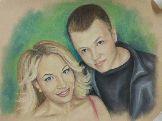 Olga Alexandrovna Suslova. Portraits to order