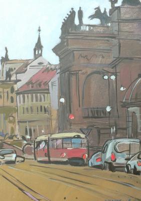 Alexey Ivanets. PRAGUE