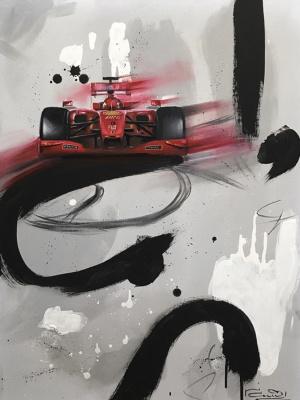 Alla Aris. Ferrari